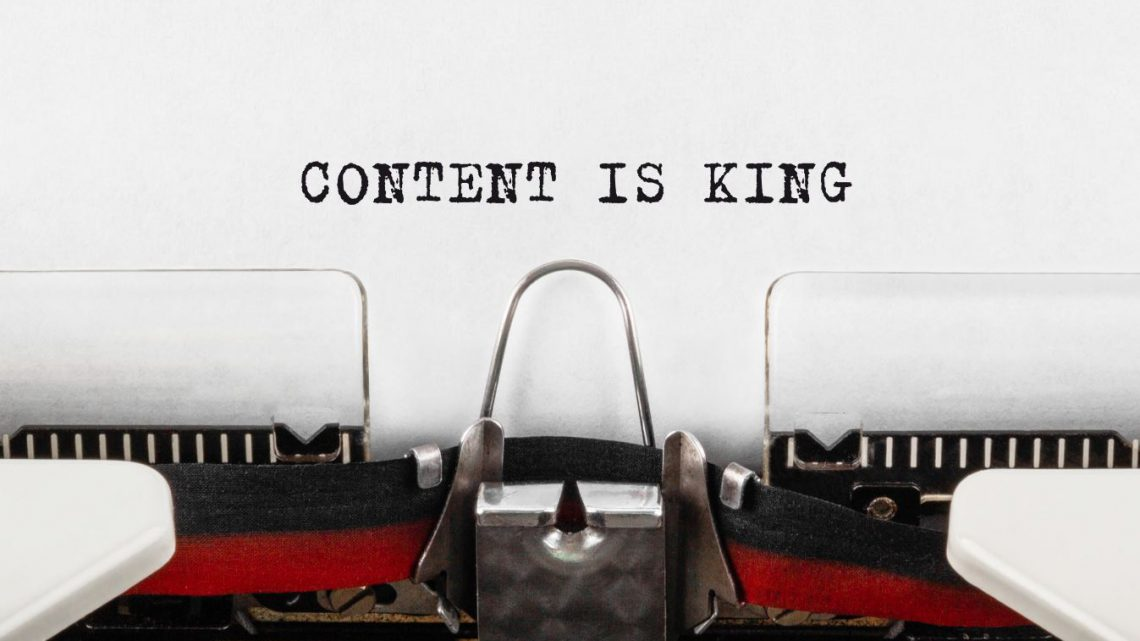 Content marketing Toruń