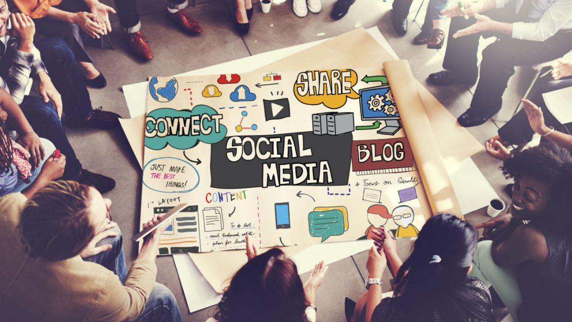 Social media Toruń